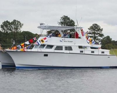 2014 Custom B&B Yacht Designs Catamaran