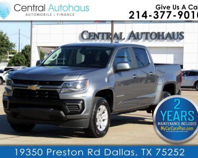 "Used 2021 Chevrolet Colorado 2WD Crew Cab 128"" LT"