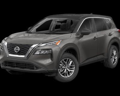 New 2021 Nissan Rogue SL FWD 4D Sport Utility