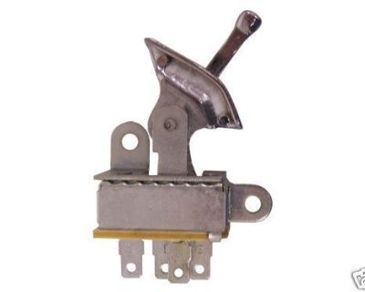 Blower Switch - All W/ Factory Air - 1966 1967 Chevelle- [24-0572]
