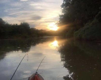 The Clear Fork River Retreat All Inclusive Venue/ Cabin/ Rv/ Camper/tent/ - South Bend