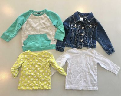 2-3 T Tops - baby GAP, Carter s, Childs Place