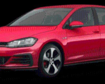2018 Volkswagen Golf GTI 2.0T SE DSG