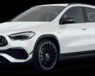 2021 Mercedes-Benz GLA AMG GLA 35