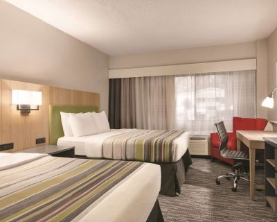 Country Inn & Suites by Radisson, Williamsburg East (Busch Gardens), VA - James City County