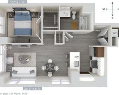 4 Nashua St #1308, Boston, MA 02114 1 Bedroom Apartment