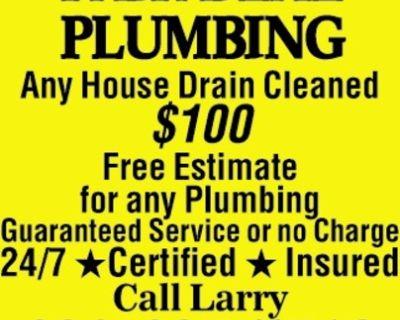 FAIR DEAL PLUMBING Any House D...