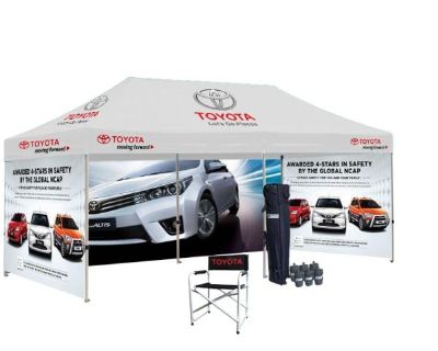 Buy Exclusive 10x20 Tents For Any Outdoor Events | Canada
