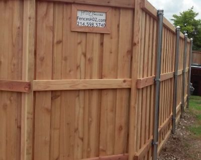 hdz fences contractor