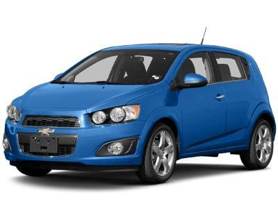 Pre-Owned 2013 Chevrolet Sonic LT TURBO