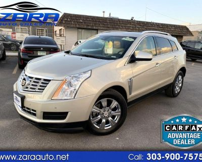 Used 2016 Cadillac SRX AWD 4dr Luxury Collection