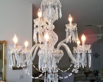 High End Furniture, Waterford Crystal and Vintage in The Villages, FL.