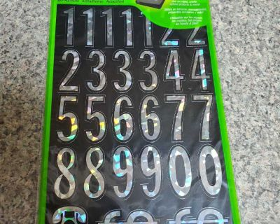 28 NUMBERS & SYMBOLS, BRAND NEW NEVER BEEN OPENED, EXCELLENT CONDITION, SMOKE FREE HOUSE