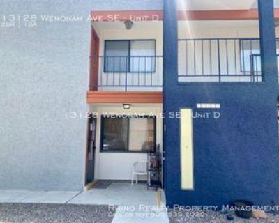 13128 Wenonah Ave Se #D, Albuquerque, NM 87123 2 Bedroom Apartment