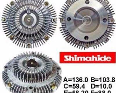 Fits 91-97 Toyota Previa 2.4l Fan Clutch Shimahide New