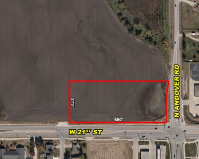 Andover Development Land Available