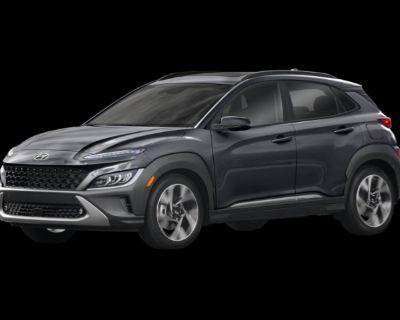 New 2022 Hyundai Kona SEL Front Wheel Drive SUV