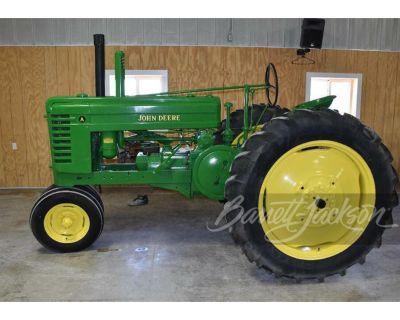 1940 John Deere Tractor