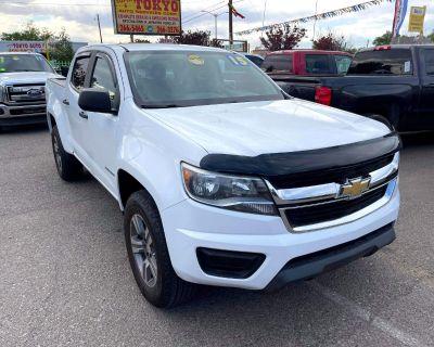"""2015 Chevrolet Colorado 2WD Crew Cab 128.3"""" Work Truck"""