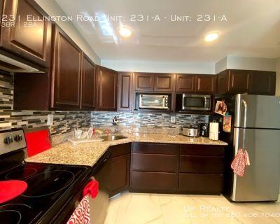 Apartment Rental - 231 Ellington Road Unit: 231-A