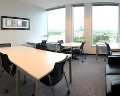 Private Office for 5 at Peachtree Offices at Perimeter, LLC.