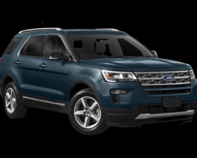 Pre-Owned 2019 Ford Explorer XLT with Navigation & 4WD