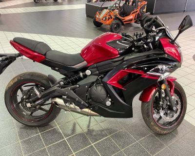 2016 Kawasaki Ninja 650 ABS Sport Asheville, NC