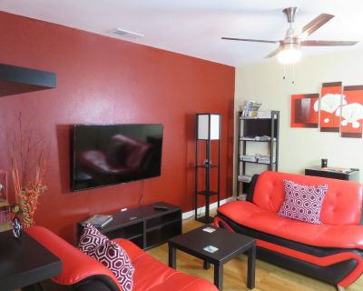 Fully remodeled centrally located Private Unit - Irving