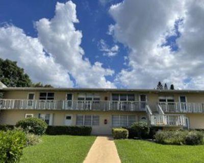 254 Dorchester K #K, West Palm Beach, FL 33417 1 Bedroom Condo