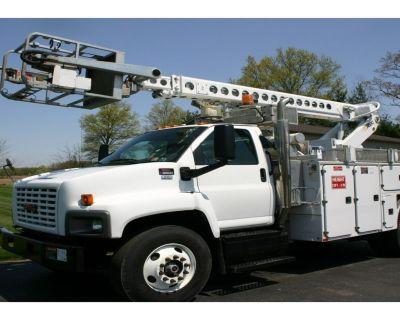 2009 ALTEC AT40C Boom, Bucket, Crane Trucks Truck