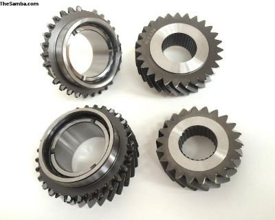 Porsche quality gears for Syncro / Vanagon