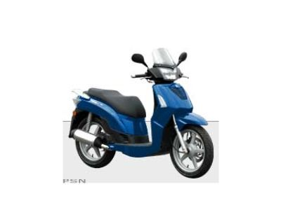 2009 Kymco People S 200 Small Scooter West Chester, PA