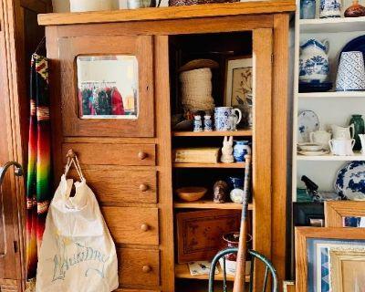 Downsizing Sale Antiques/Primitives/MCM + more!