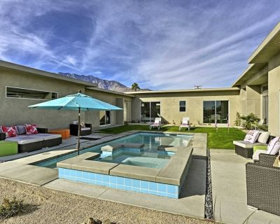 Exclusive Palm Springs Hideaway City ID permit # 3977 - Desert Park Estates