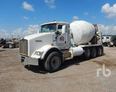 2006 KENWORTH Concrete Mixer, Pump Trucks