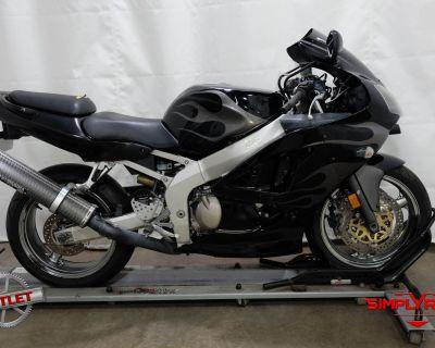 2000 Kawasaki Ninja ZX-6R Street Motorcycle Eden Prairie, MN