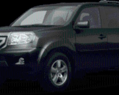 2009 Honda Pilot Touring with Navigation 4WD