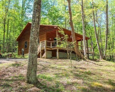 River Phoenix - 2BR/1BA Creekside Cabin w/WIFI, Fire Pit & Pet Friendly! - Warrensville