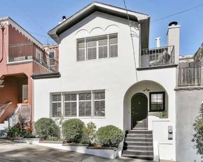 Entire Castro Home w/Amazing Views+Office+Gym (Apr-May Deal!) - Eureka Valley