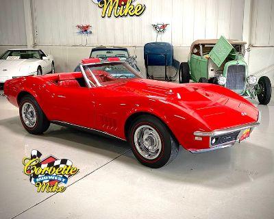 1968 Chevrolet Corvette Convertible L88 Tribu 1968 Chevrolet Corvette Convertible L88 Tribute