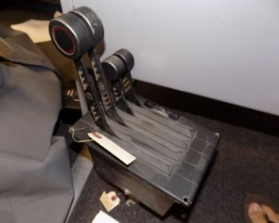 Mercury Racing Twin Engine Throttle Shifter Kiekhaefer Marine