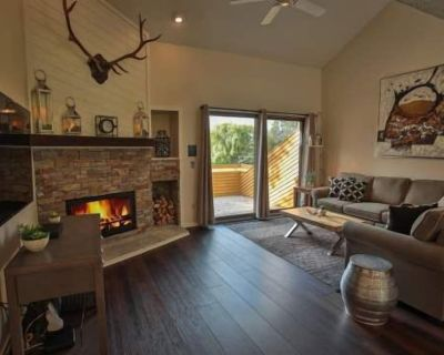 Beautifully furnished 3 Bedroom, 2.5 Baths Trout Creek Condo #4, Close to Fitness Center w/Pool, Spa - Harbor Springs