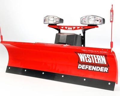 2021 Western Snowplows Defender Snow Plow Blades Harrisburg, PA
