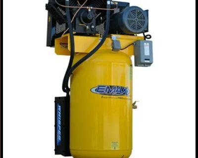Emax silent air 10hp air compressor