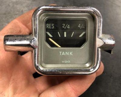 Accessory electric fuel gas gauge 58-66