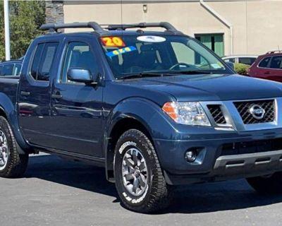 2020 Nissan Frontier PRO-4X