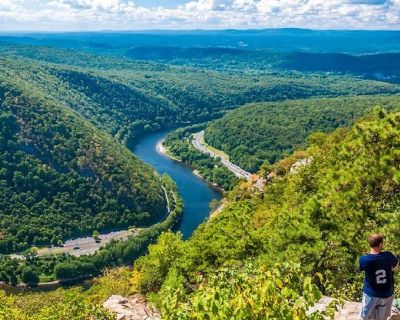 Hike, swim, boat, fish, bike & drive 70,000 acres of scenic land! - Shawnee On Delaware