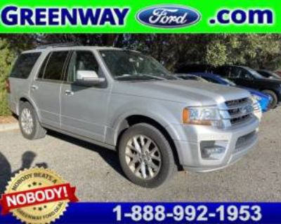2016 Ford Expedition Limited RWD