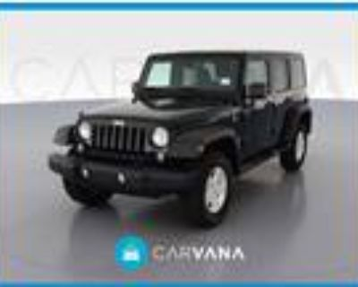 2018 Jeep Wrangler Black, 24K miles