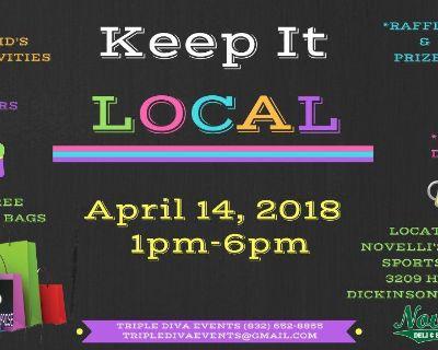Keep It Local (Pop-Up Market)